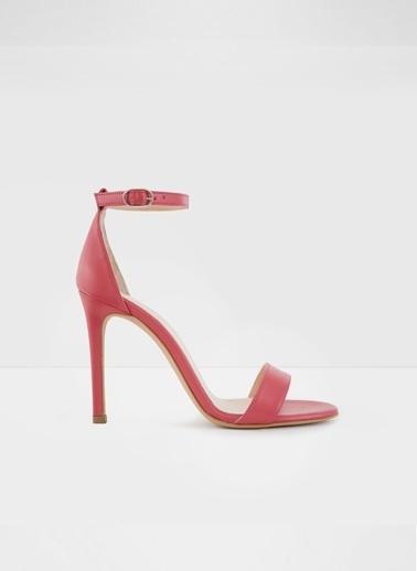 Aldo Paola-Tr - Fuşya Kadin Abiye Topuklu Sandalet Pembe